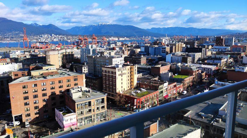 2205 - 550 Taylor St, Vancouver, BC V6B 1R1, Canada
