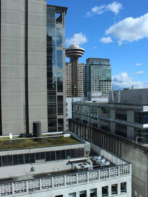 1208 THE HUDSOn 610 Granville St Vancouver - 1208