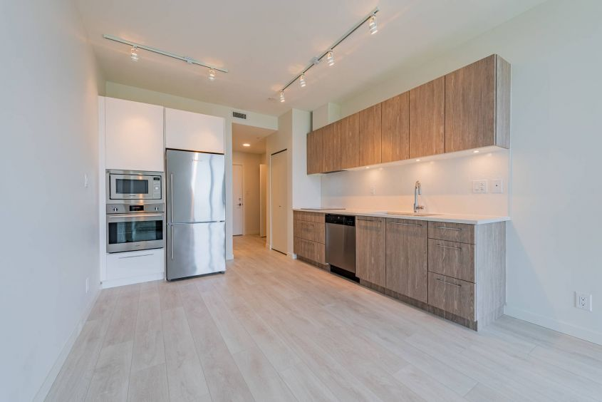 BRAND NEW! 2 Bed/1Bath For Rent near Lougheed Town Centre