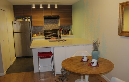 PET FRIENDLY 1 Bed/1Bath w/Patio in Ashbury West End Vancouver