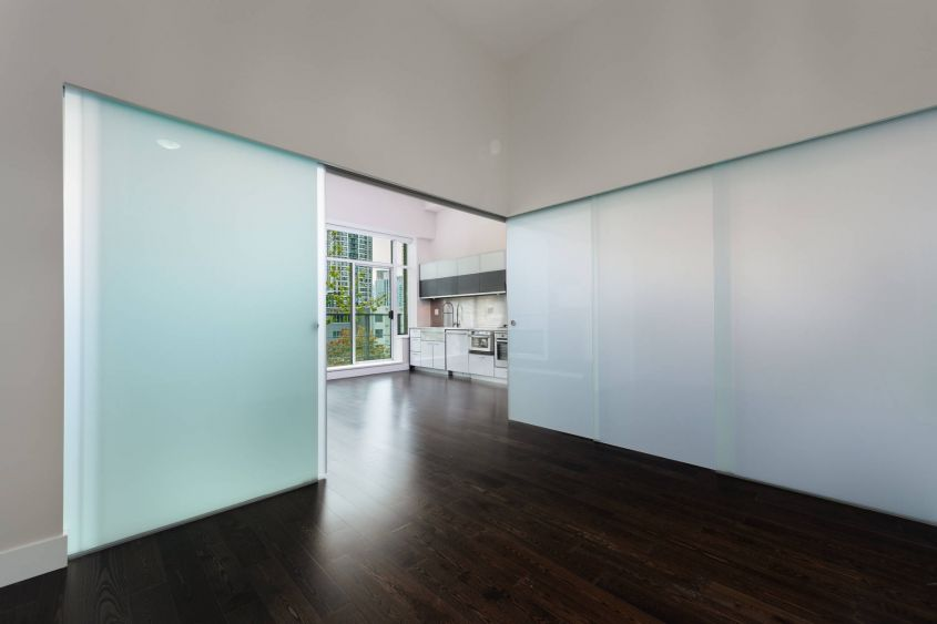 Luxury Living! DOLCE 1 Bed/1 Bath Loft in Downtown Vancouver For Rent