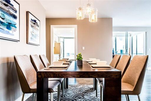Stunning 2 Bed/2Bath For Rent at FAIRVIEW Vancouver near City Square