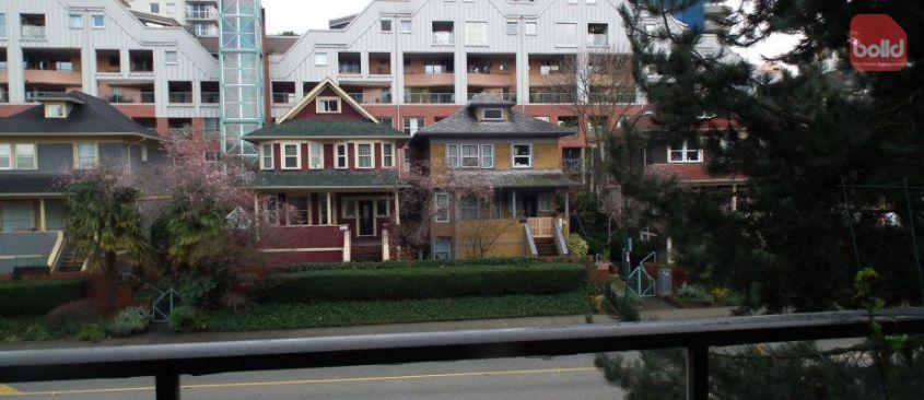 CHELSEA TERRACE 608 – 1040 Pacific Street, Vancouver BC V6E 4C1