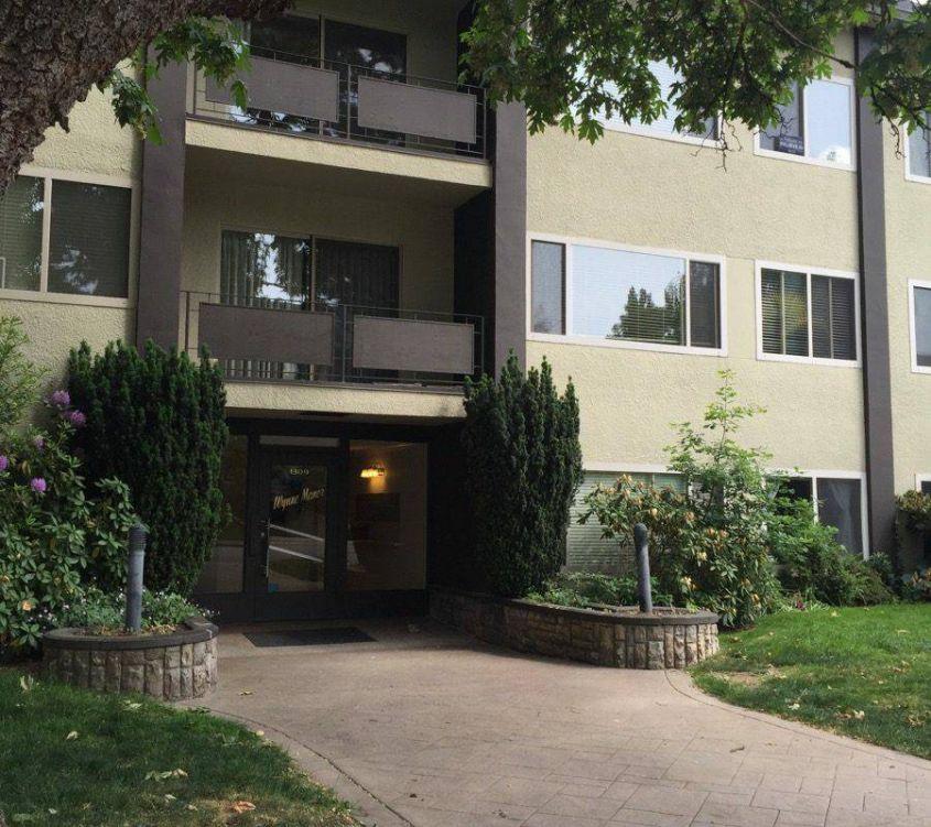 #105 Wynne manor 1309 W 14th Avenue